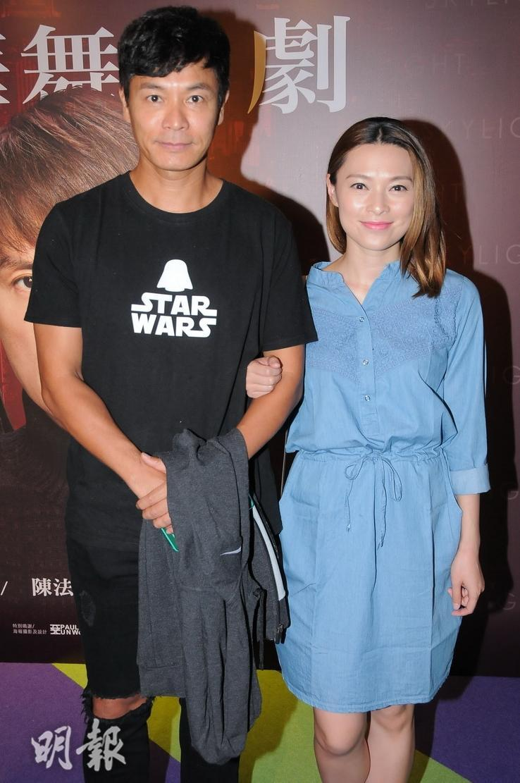 Asian E-News Portal: Roger Kwok and wife Cindy Au attends ...