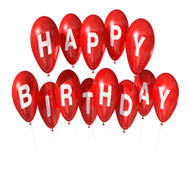 Happy Birthday png image