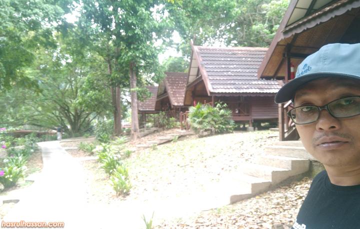 Tempat penginapan di Taman Negara Pahang