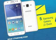 Lomba Foto di Instagram Hadiah Smartphone Samsung 5 Biji