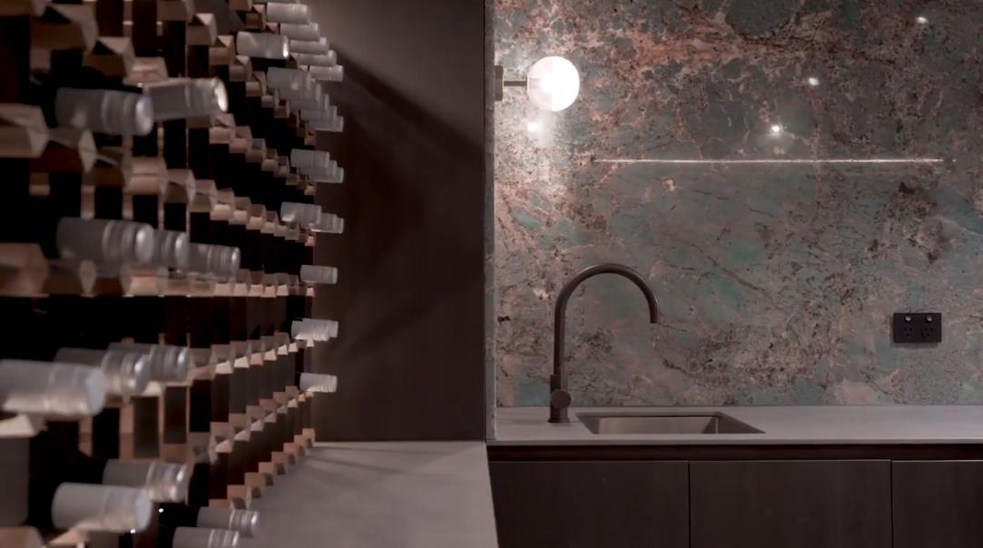 21 Interior Design Photos vs. 19 Chambers St, South Yarra Penthouse Tour