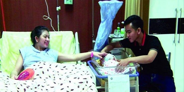 Jokowi Sudah Memiliki Cucu Ke Tiga Loh!