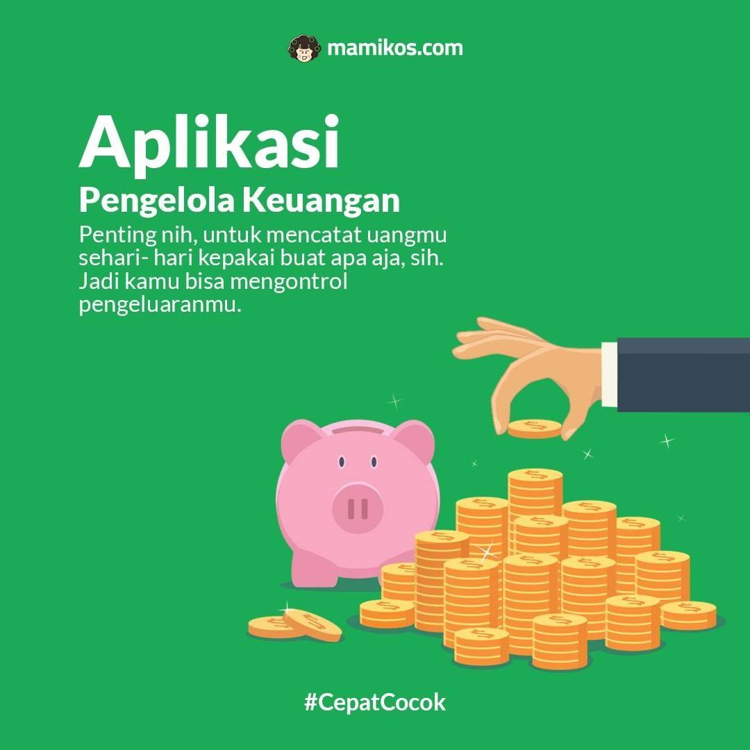 Aplikasi Pengelola Keuangan