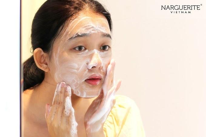 Sữa rửa mặt tốt sẽ cho bạn làn da đẹp như ý muốn.