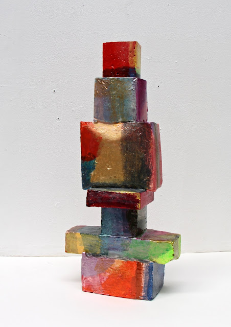 seven gifts, beton, nagellack, 2014