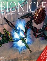 Bionicle: Glatorian Comic
