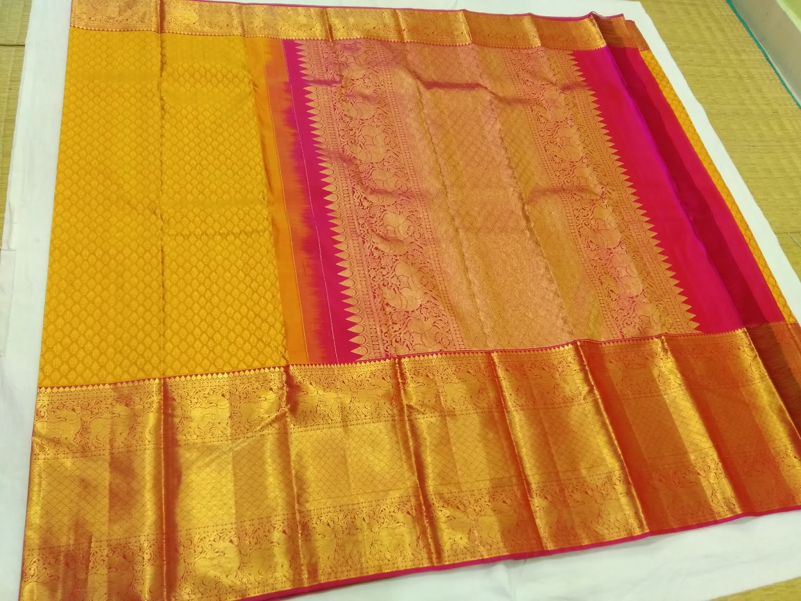 90b5b13223 High Class Kanchipuram Pure Silk Sarees Production and Sales in Unique and  exclusive collection prominent wholesale online supplier of kanchipuram silk  .