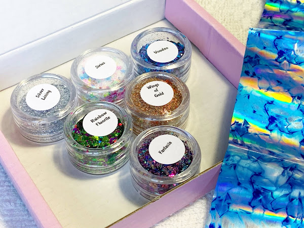 Sparkles Supplies UK VIP Box April 2021
