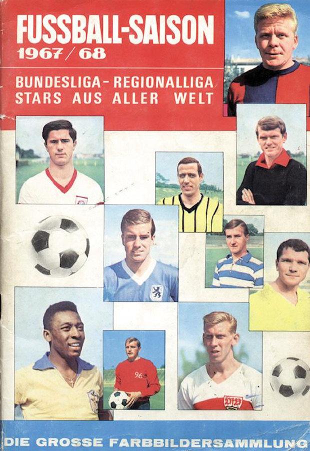 Autogramm Franz Brungs  1.FC Nürnberg Köln Borussia Mönchengladbach Dortmund #