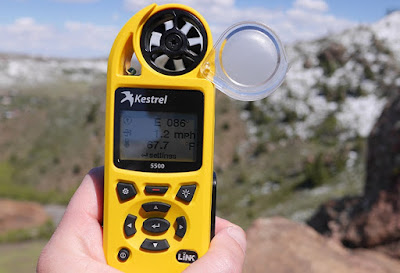 Jual Kestrel 5500 Pocket Weather Meter Portable