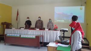 Penggalangan komitmen lintas sektoral wilayah puskesmas kec. Nagrak kab.Sukabumi.