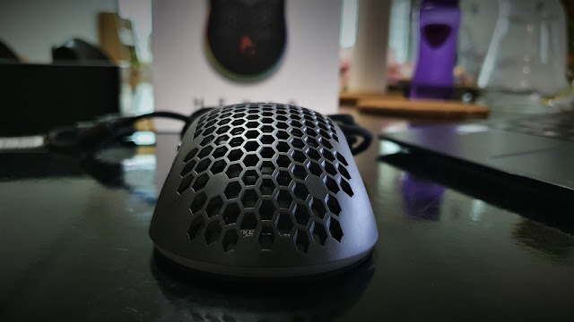 AftershockPC Hexar Gaming Mouse Review