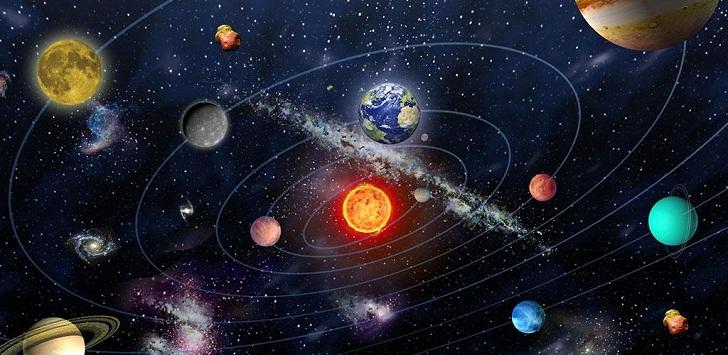 Kisah Pertama Kali Manusia Tahu Ukuran Tata Surya