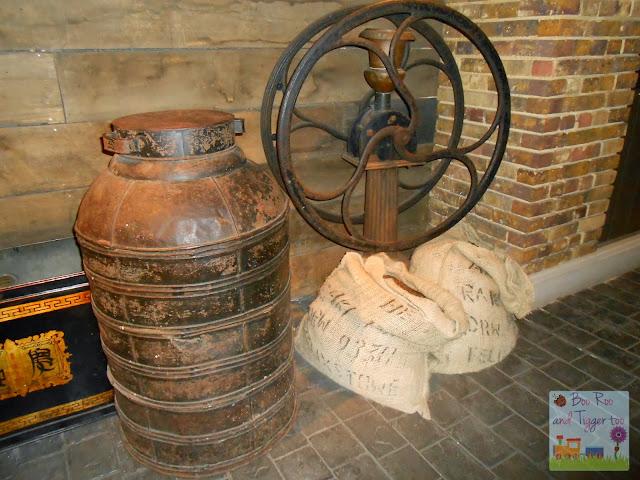 Museum of London - Coffee Grinder