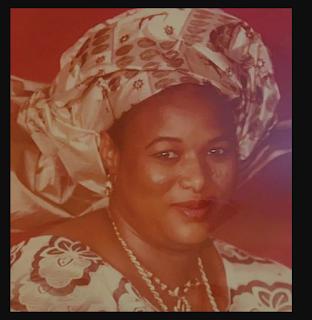 BREAKING: Covid-19 kills ex-Nigeria First Lady.