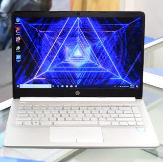 Jual Laptop HP 14s-CF0062T Core i3 KabyLake 2nd