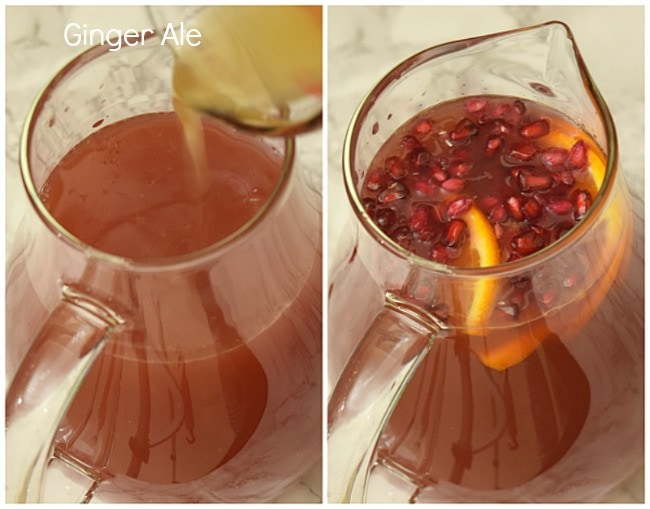 how to make christmas morning punch
