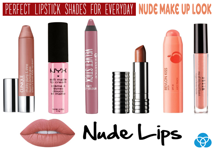 PERFECT NUDE MAKEUP FOR EVERYDAY - YouTube