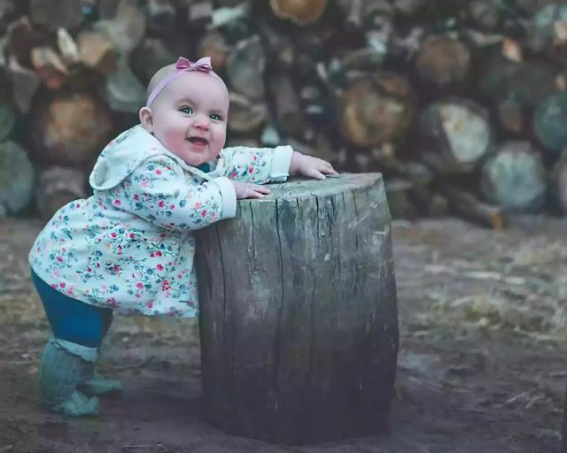 cute baby dp pics HD wallpaper