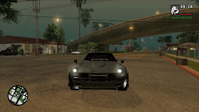 GTA San Andreas Nissan 240SX 1994 Facelift S30 Frontend V.2 2021