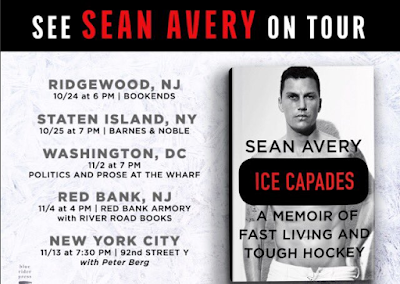 Sean Avery - Ice Capades