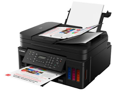New Canon PIXMA G-Series MegaTank Printer