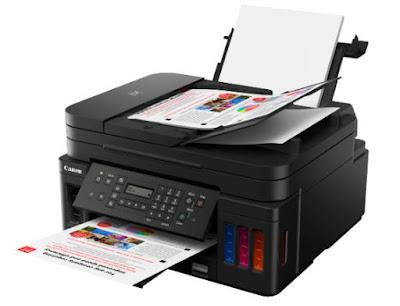 New Canon PIXMA G-Series MegaTank Printer
