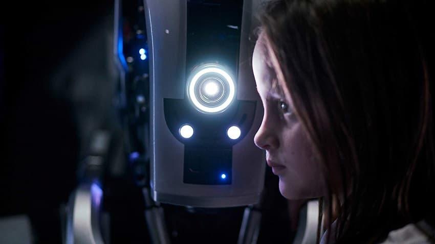 Дитя робота объяснение и разбор сюжета и концовки