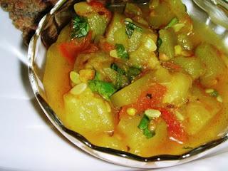 लौकी की सब्जी बनाने की   Lauki ki Sabzi Recipe