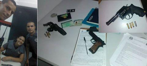 POLICIAIS MILITARES FORMADOS NO 14º BPM/I SÃO DESTAQUES EM OCORRÊNCIA