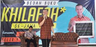 Rencana Kehadiran Felix Siauw Ditolak Puluhan Ormas di Bandung Barat