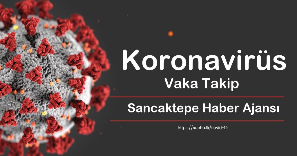 Türkiye Günlük Koronavirüs Takip Tablosu