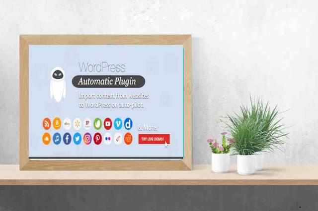 Download Wordpress Automatic Plugin v3.46.0
