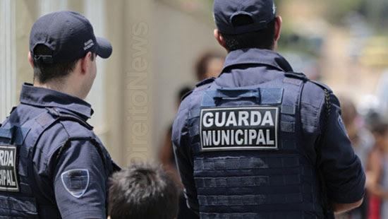 legalidade prisao flagrante realizada guardas municipais