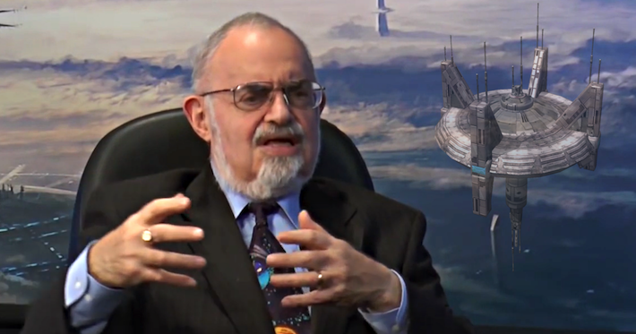Stanton Friedman talks life after death and technological progress with MUFON Interview. UFO Sighting News.