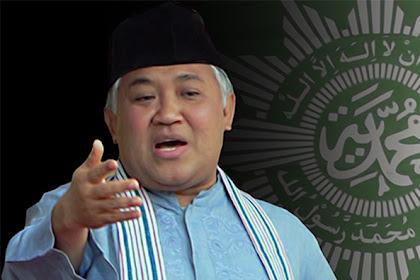 Din Syamsuddin: Jika KPU tidak berlaku jujur adil, Pilpres 2019 akan mengalami cacat konstitusional