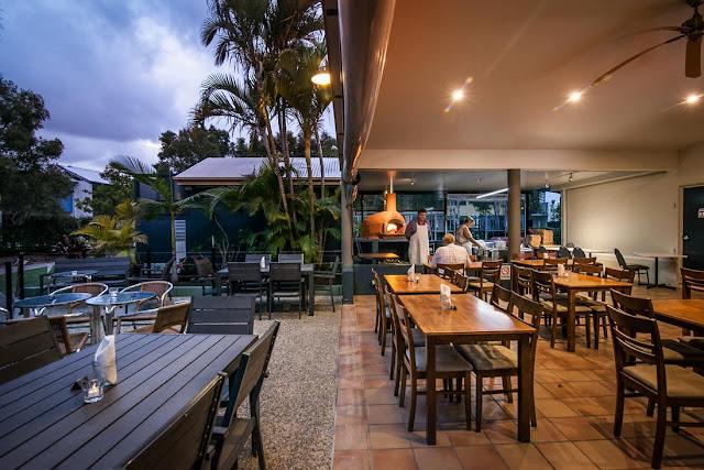 PK's Cafe & Bar at Ivory Palms Resort Noosaville