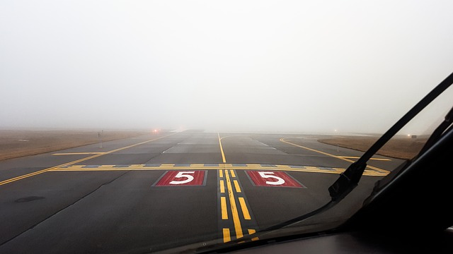 Why Passenger Planes Don't Land in Fog