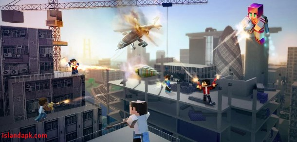 Game Mod Block City Wars Download