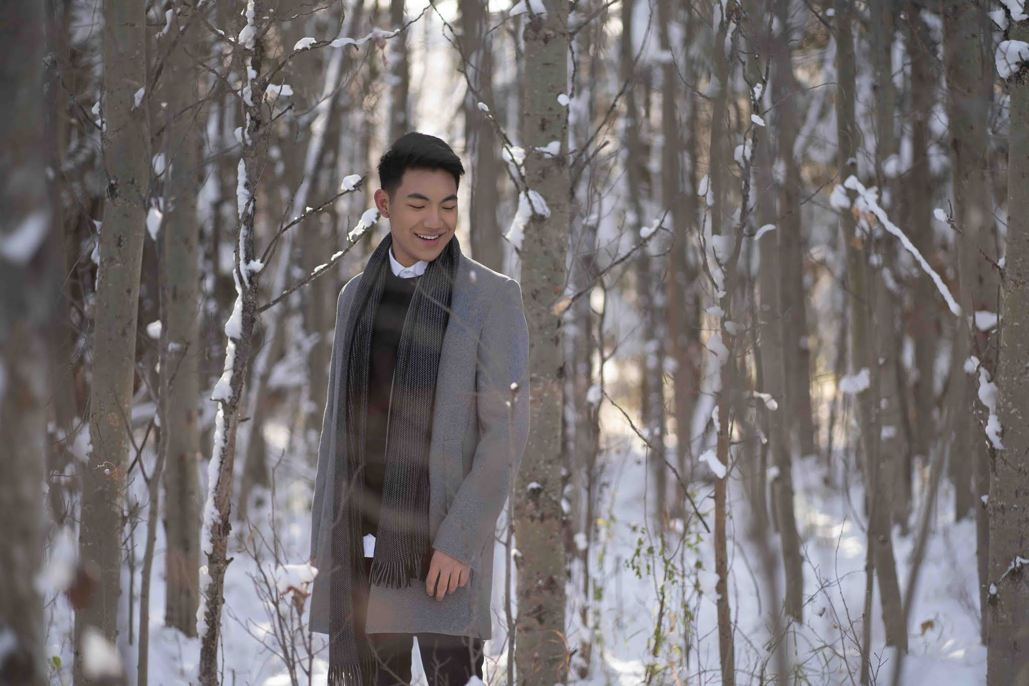 Darren Espanto on pandemic, anxiety, and believing in Christmas