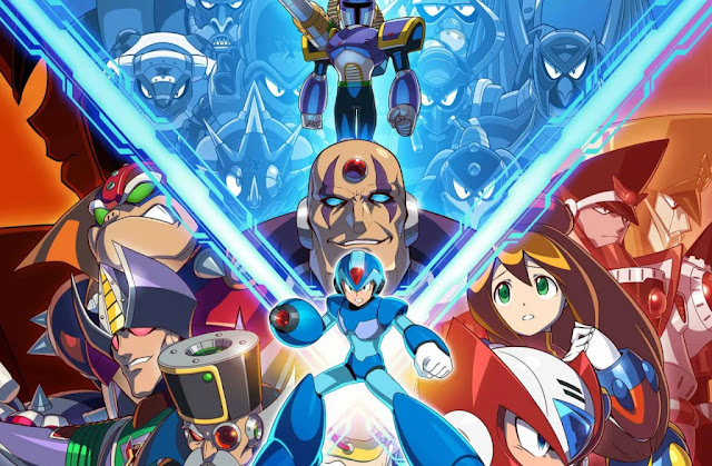 Análise Crítica - Mega Man X Legacy Collection