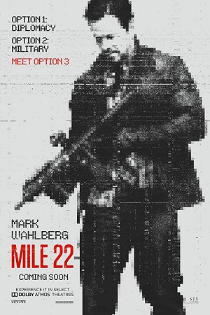 Mile 22 (2018) English Download 480p 720p BRRip