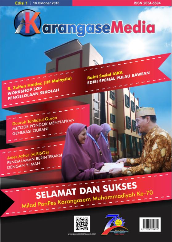 Majalah Karangasem Media Edisi 1
