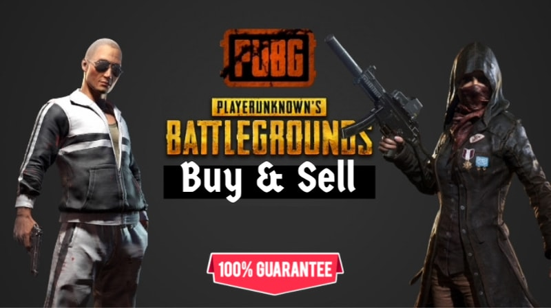 Pubg Account for Sale - Buy and Sell PUBG Mobile Accounts