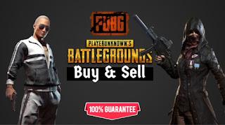 Pubg Mobile Accounts for Sale
