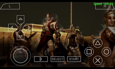 God of War - Chains of Olympus (USA) ISO PSP Terbaru
