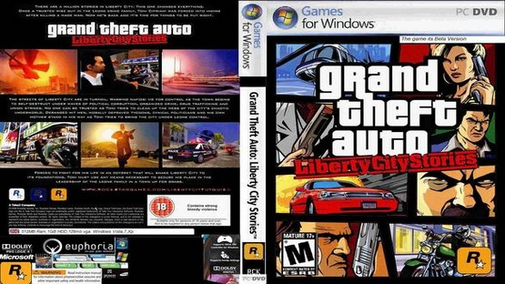 GTA Liberty City Free Download PC Game