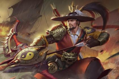Yi Sun-shin Gear Build SAVAGE Mobile Legends