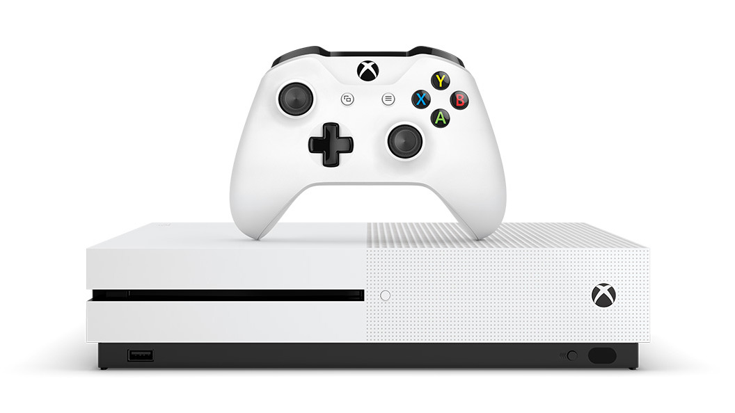 Xbox One S con triple A de lanzamiento desde 229 euros