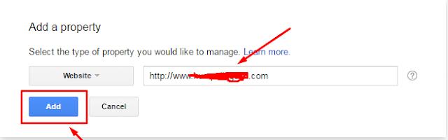 Cara Mendapatkan Kode Verifikasi webmaster tools
